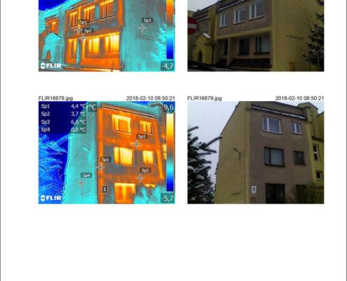 badanie termowizyjne budynków mieszkalnych