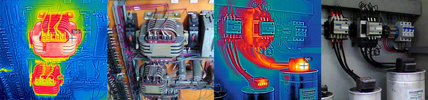 Termowizja instalacji elektrycznych